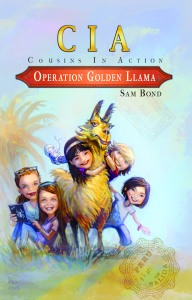 CIA - Operation Golden Llama